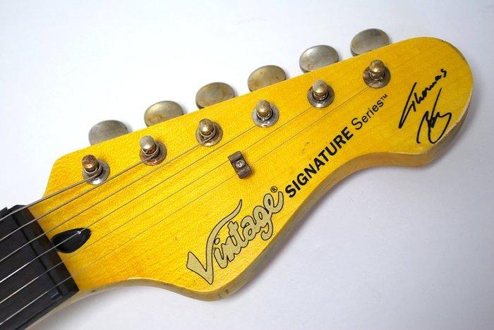 Vintage V6 Thomas Blug Signature (89296)