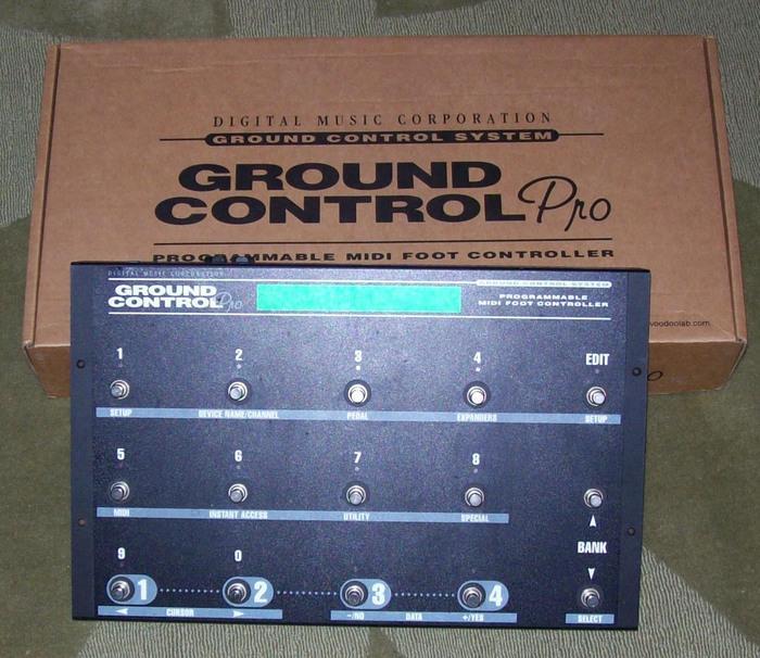 voodoo lab ground control pro image 106185 audiofanzine. Black Bedroom Furniture Sets. Home Design Ideas