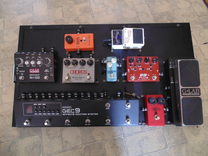 photo voodoo lab pedal power 2 plus voodoo lab pedal power 2 plus 21409 1246407. Black Bedroom Furniture Sets. Home Design Ideas