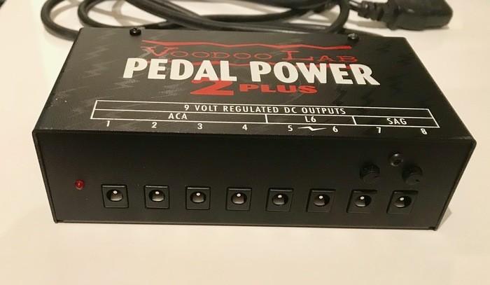 Voodoo Lab Pedal Power 2 Plus (52724)