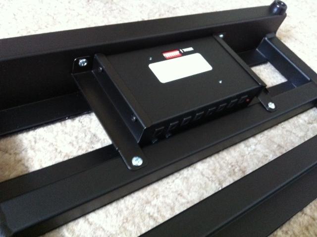 voodoo lab pedal power 2 plus image 436661 audiofanzine. Black Bedroom Furniture Sets. Home Design Ideas