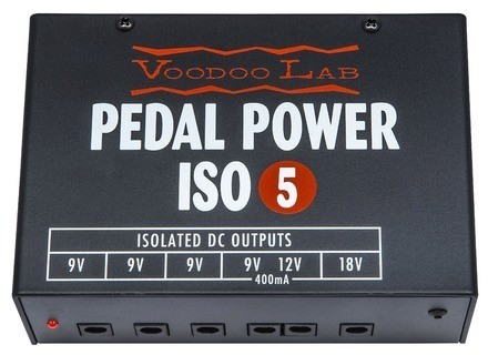 Voodoo Lab Pedal Power ISO-5 (27547)