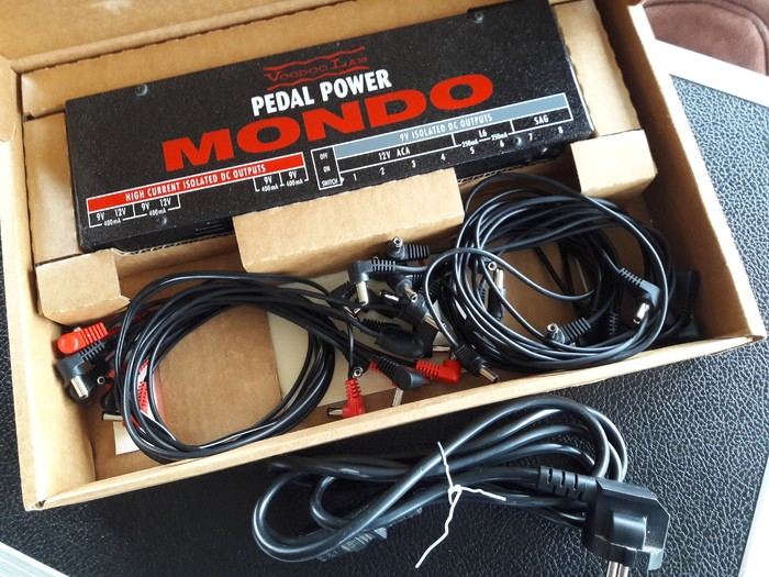 Voodoo Lab Pedal Power Mondo (83611)