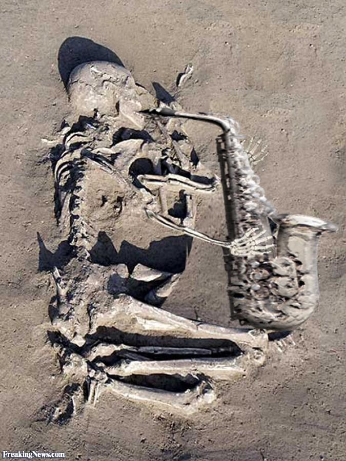 Neolithic Jazzman  40493