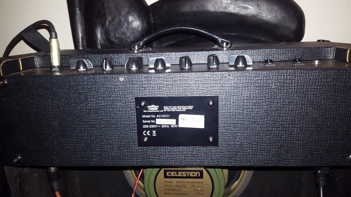Vox AC15CC1 (51093)