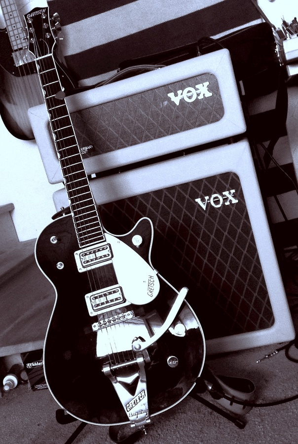 Vox AC15HTVH Mark Twang images