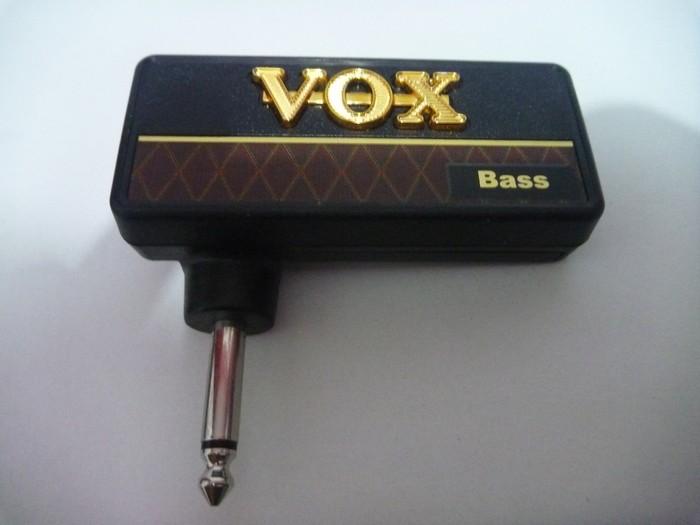 Vox amPlug Bass (34098)