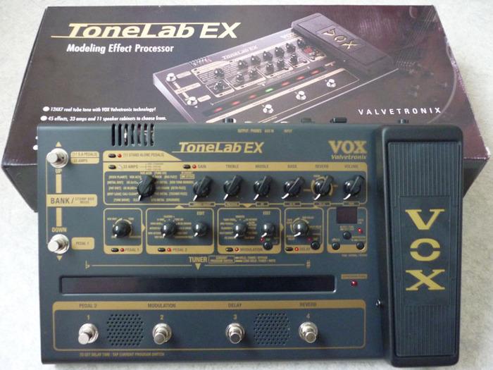 Vox Tonelab EX tonton c images