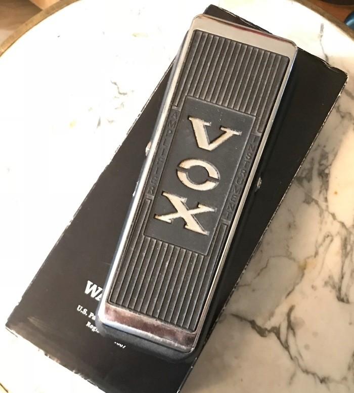 Vox V847 Wah-Wah Pedal (97916)