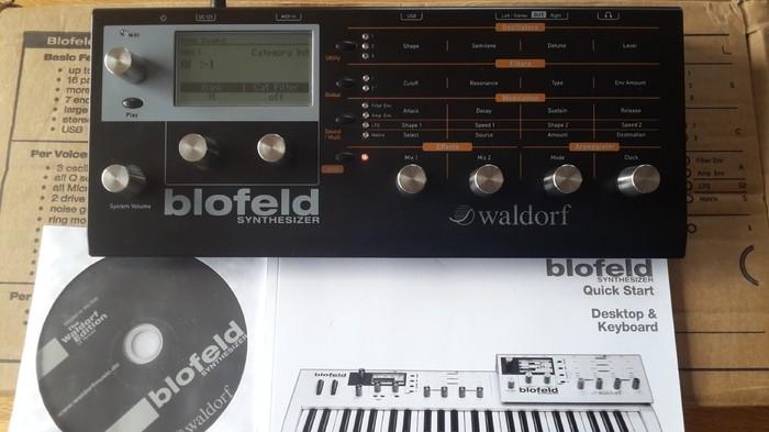 Waldorf Blofeld Black Edition (764)