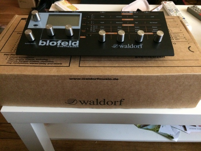 Waldorf Blofeld Black Edition (49070)