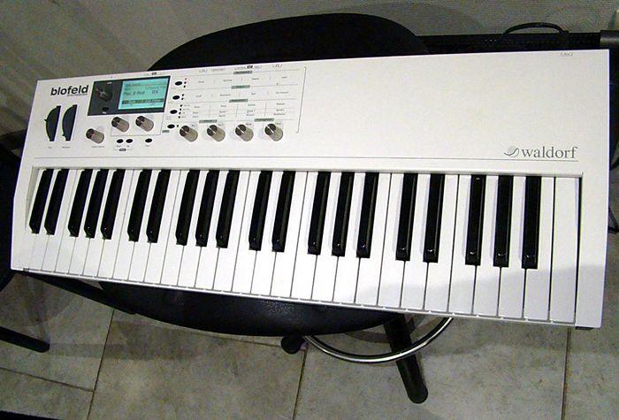 Waldorf Blofeld Keyboard (72114)