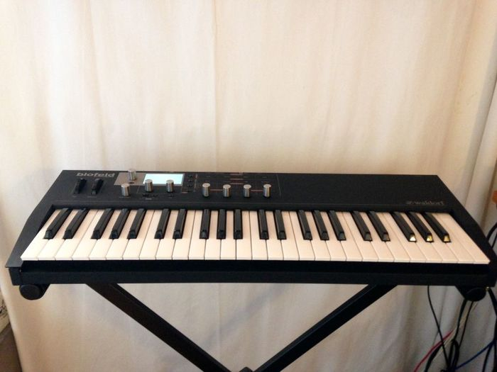 Waldorf Blofeld Keyboard Black Edition (39039)