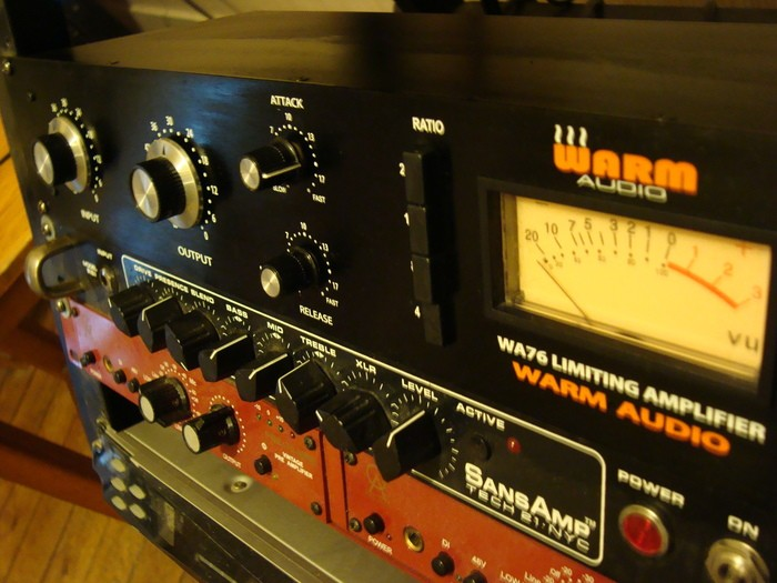 Warm Audio WA76 Limiting Amplifier (20702)