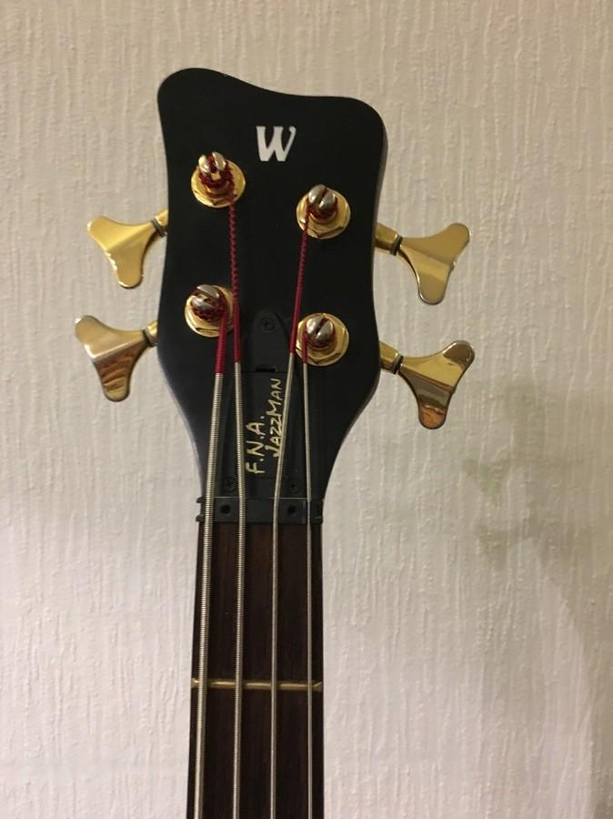 Warwick FNA Jazzman (33085)