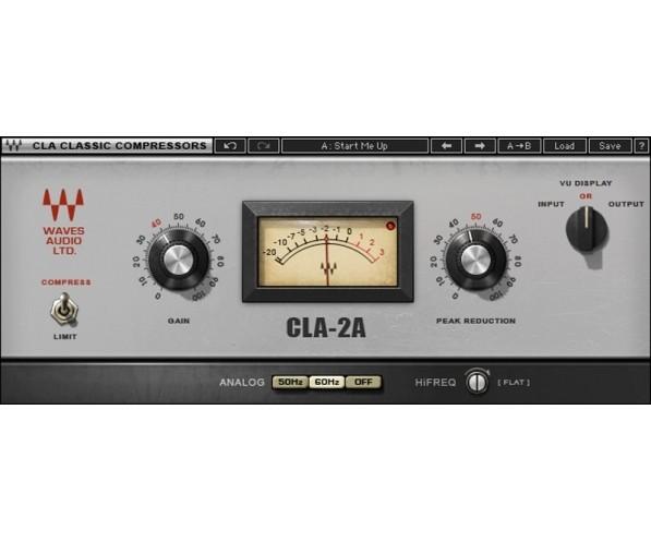 Waves CLA Classic Compressors (9325)