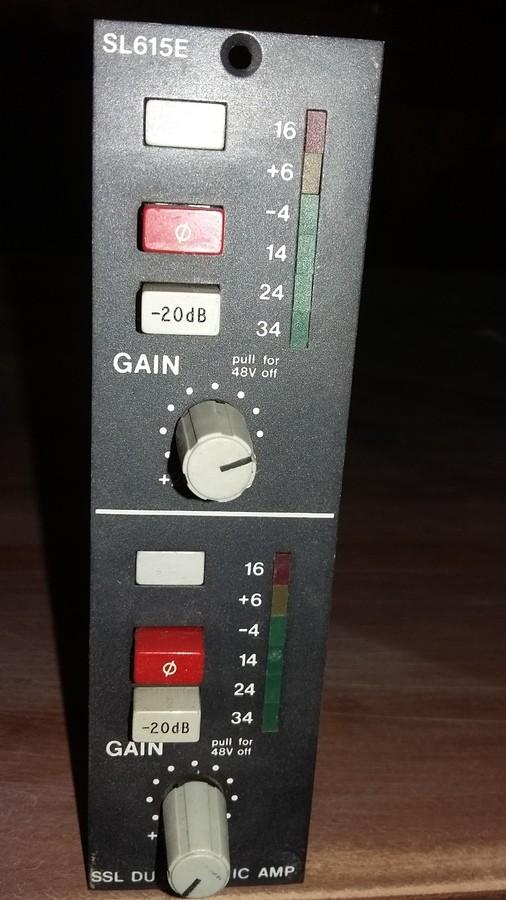 SSL SL 502 (11712)
