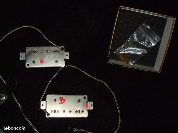 WCR Guitar Pickups Fillmore Set (14800)