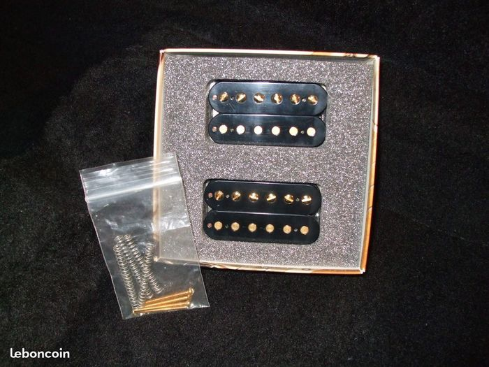 WCR Guitar Pickups Fillmore Set (27350)