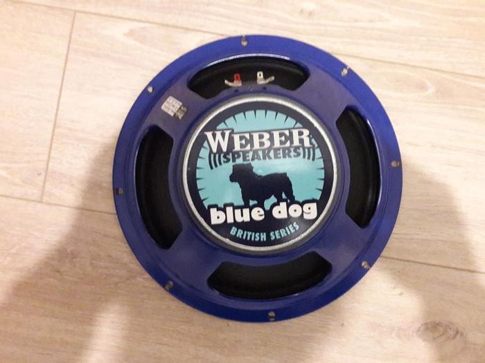 Weber Ceramic Blue Dog Review