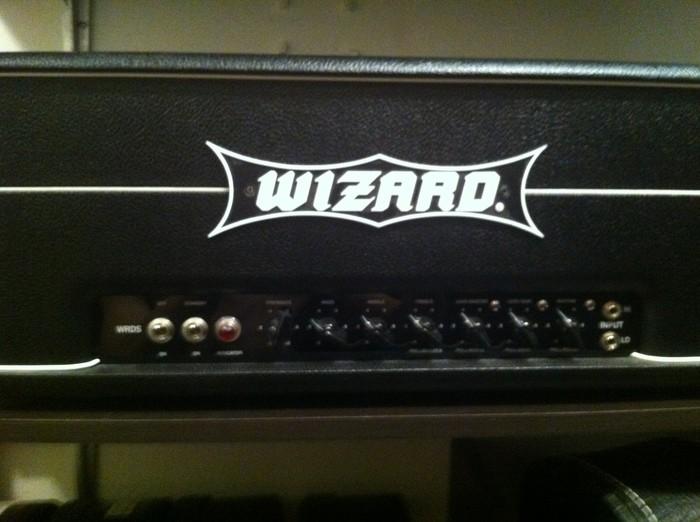 Wizard Amplification Modern Classic 50W Head (73066)