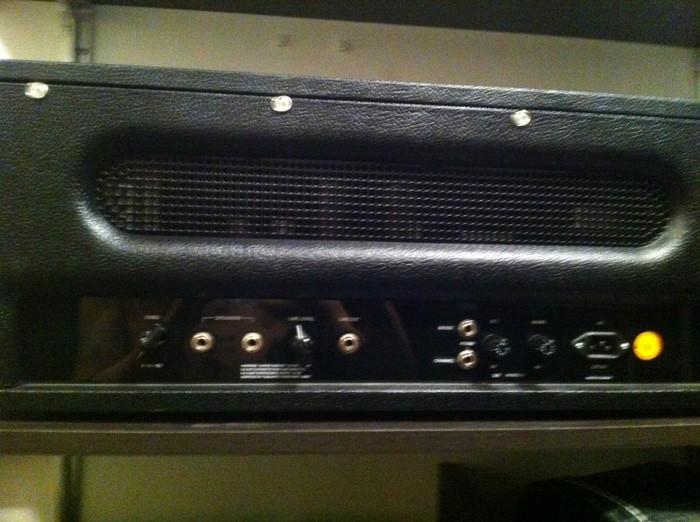 Wizard Amplification Modern Classic 50W Head (46796)