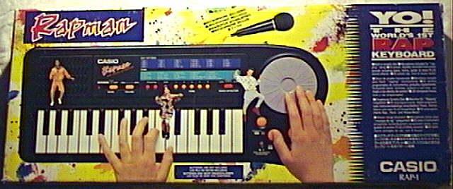 Casio Rapman box1