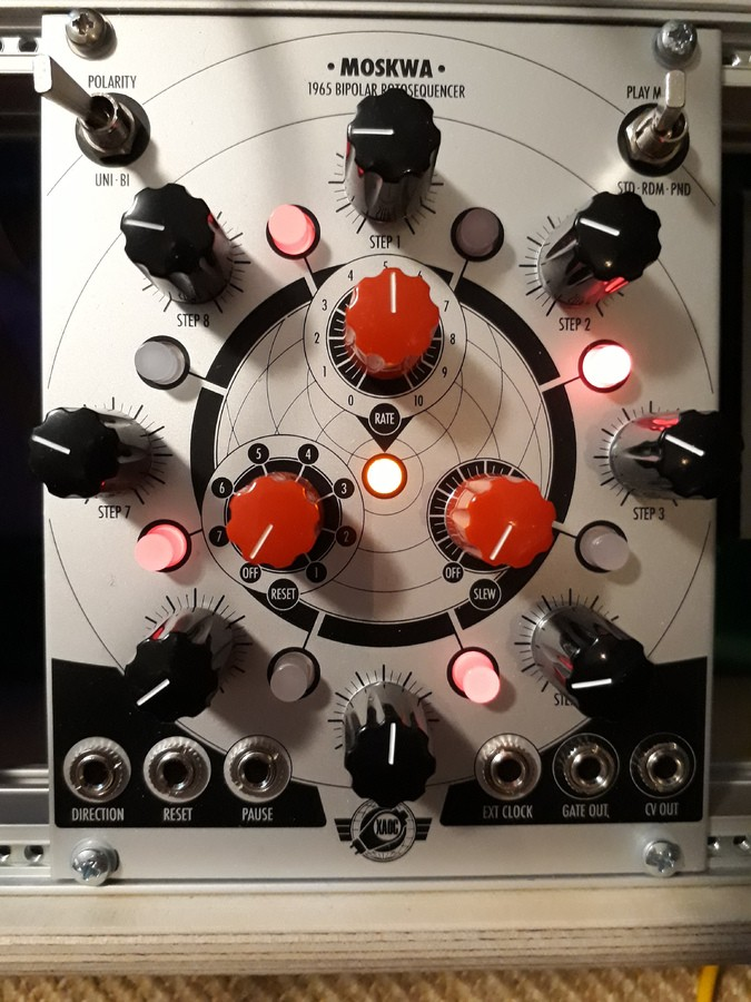 XAOC Devices Moskwa RotoSequencer (74965)