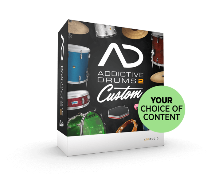 XLN Audio Addictive Drums 2: Custom papy78 images