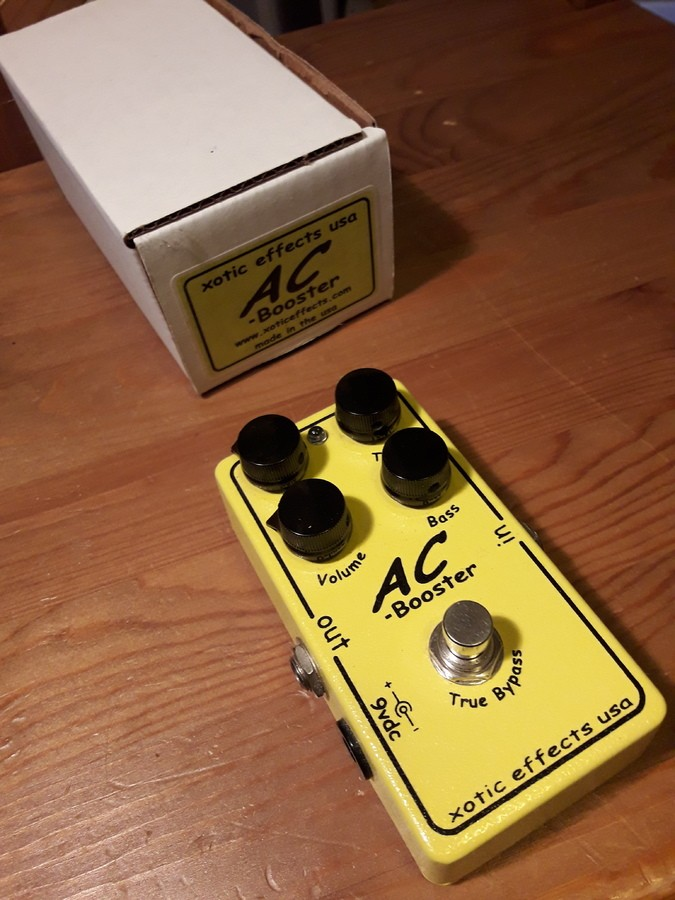 Xotic Effects AC Booster (20616)
