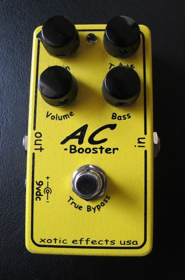 Xotic Effects AC Booster voodoovinze images