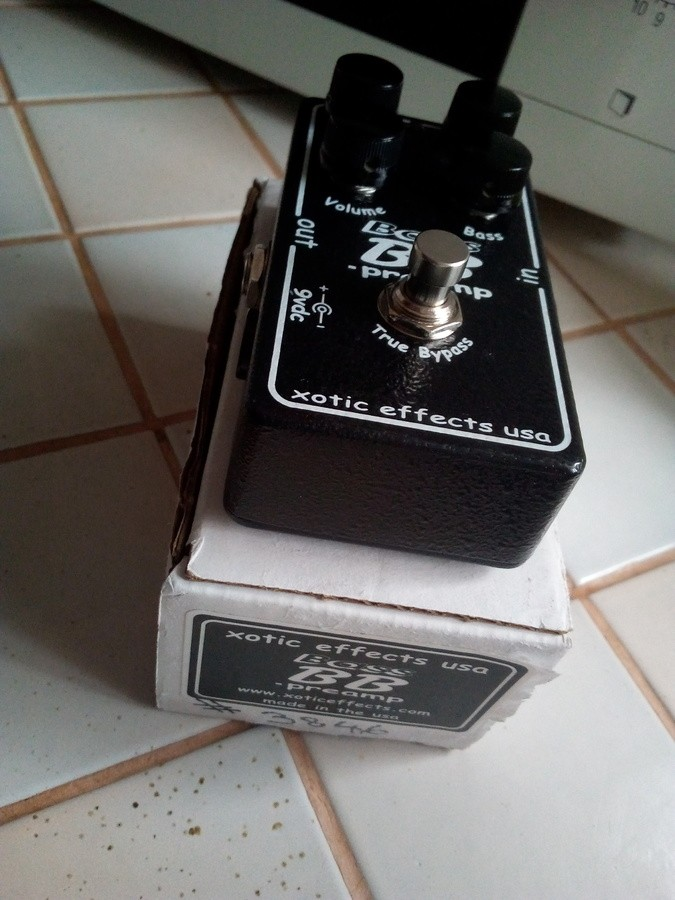 BB Bass Preamp  (3)