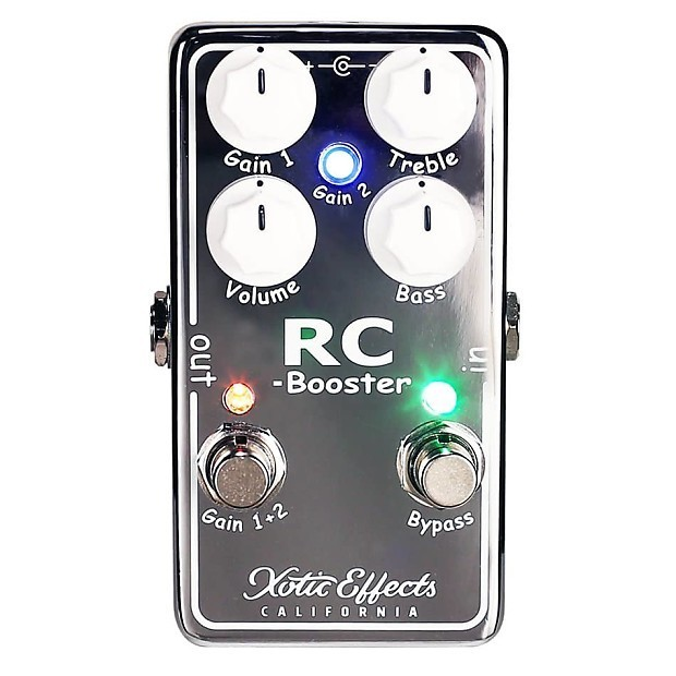 Xotic Effects RC Booster V2 (70372)