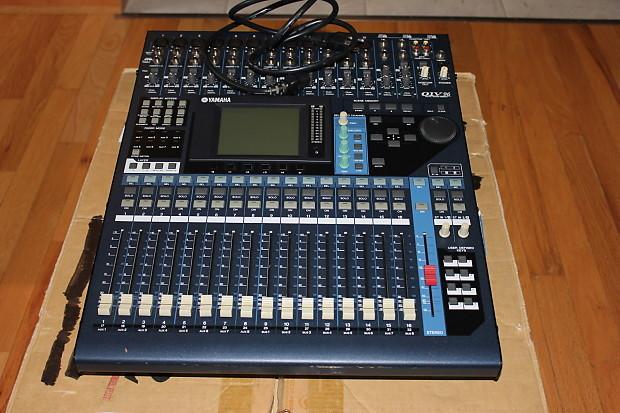 Vends table de mixage num rique yamaha r gion wallonne - Table de mixage numerique yamaha ...