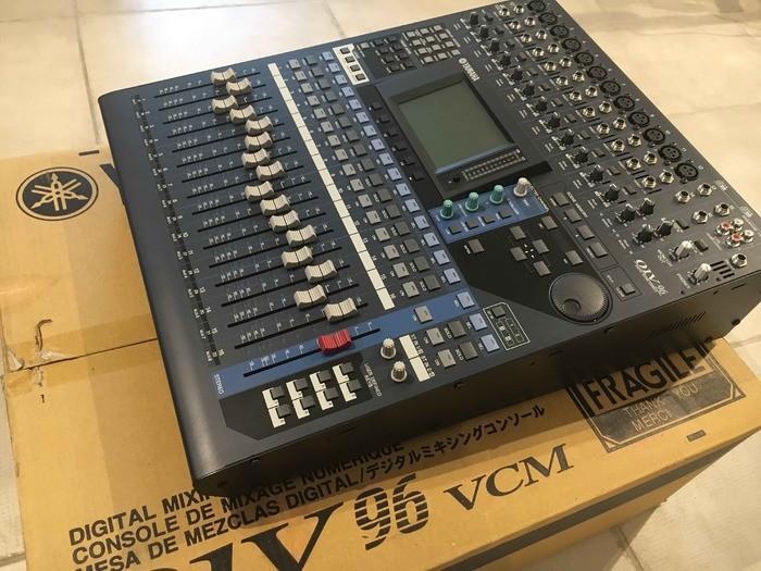 Yamaha 01V96 VCM (2279)