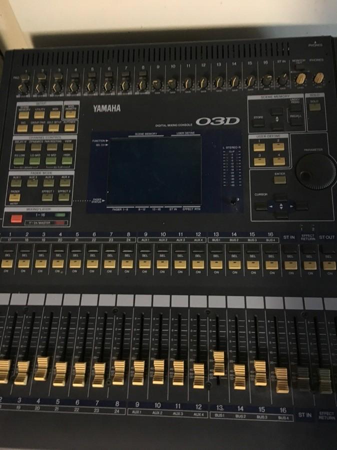 Yamaha 03D (10845)