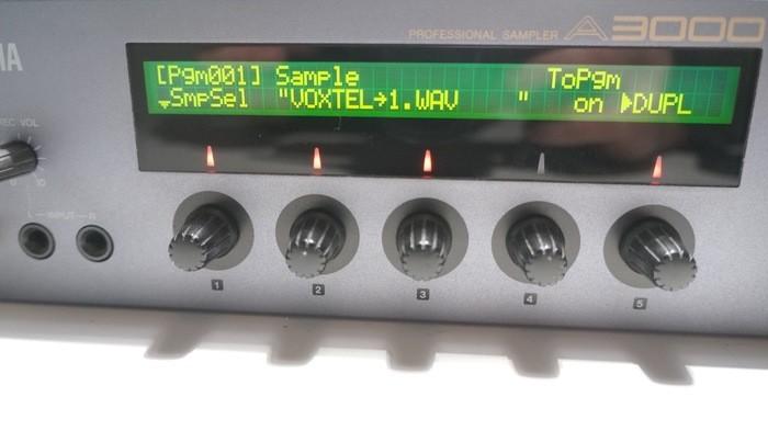 Yamaha A3000 V2 (22766)