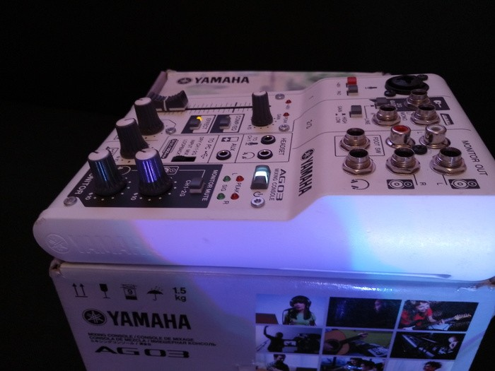 Yamaha AG03 (96565)