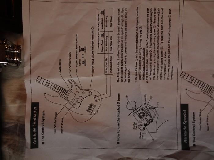 Yamaha Attitude LTD II (92337)