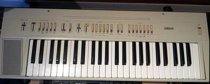 Yamaha Automatic Bass Chord System