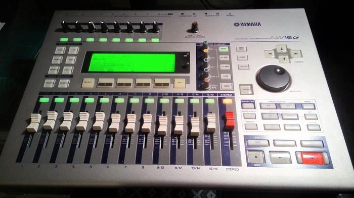Yamaha AW16G (97094)