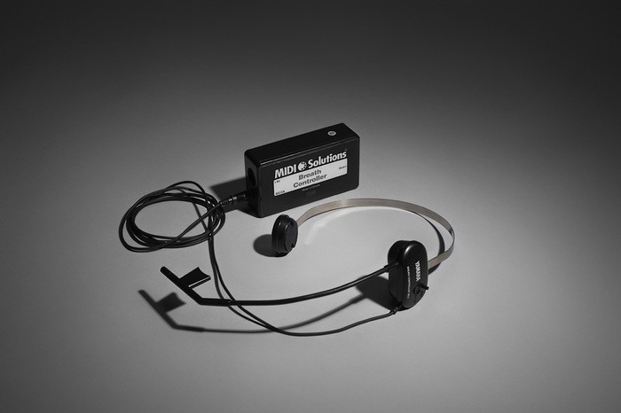 Yamaha BC3A MIDI Solutions Breath Controller
