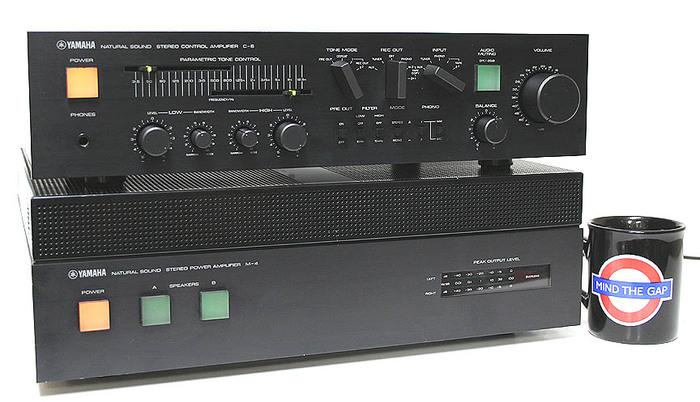Yamaha C-6