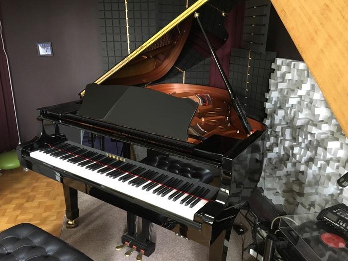 Yamaha c3 image 1767402 audiofanzine for Yamaha c3 piano review