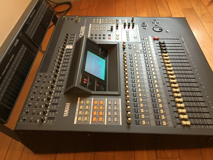 Yamaha 02R V2 (84106)