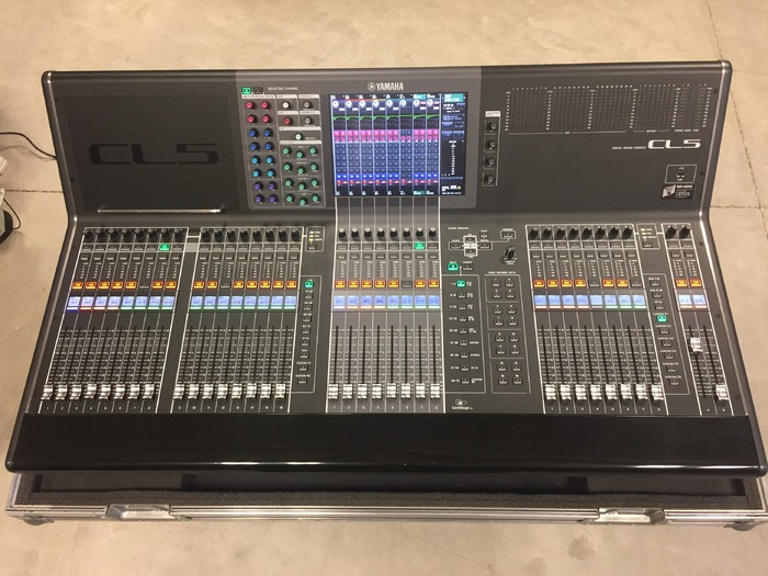 Yamaha cl5 image 1742010 audiofanzine for Yamaha cl mixer