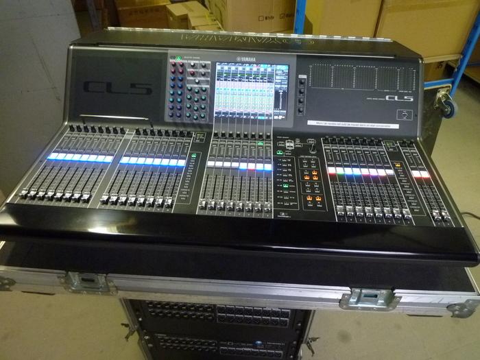 Yamaha cl5 image 948919 audiofanzine for Yamaha cl mixer