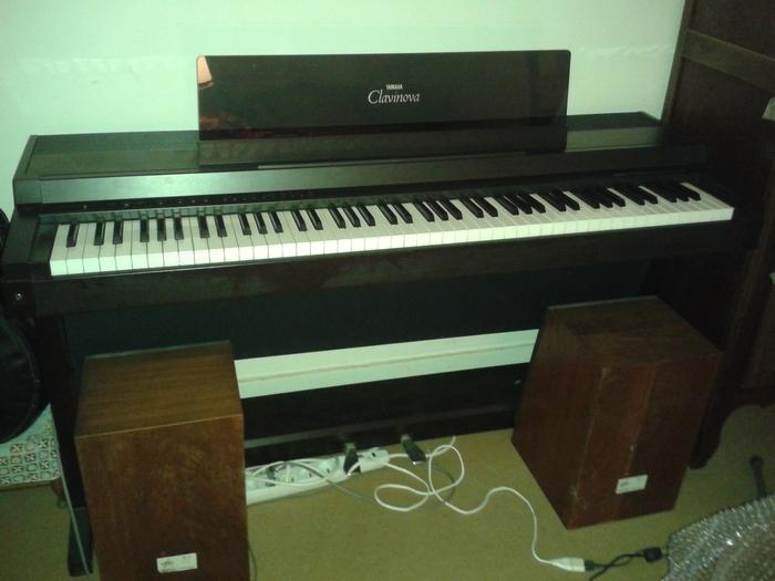 Photo yamaha clp 500 yamaha clp 500 5570 981579 for Yamaha clavinova clp 500