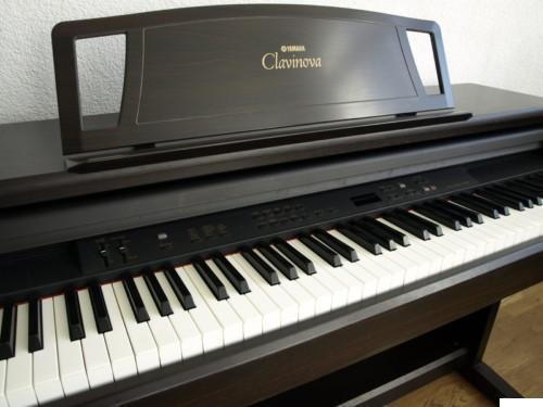 Yamaha clp 860 image 206210 audiofanzine for Yamaha clavinova clp 500