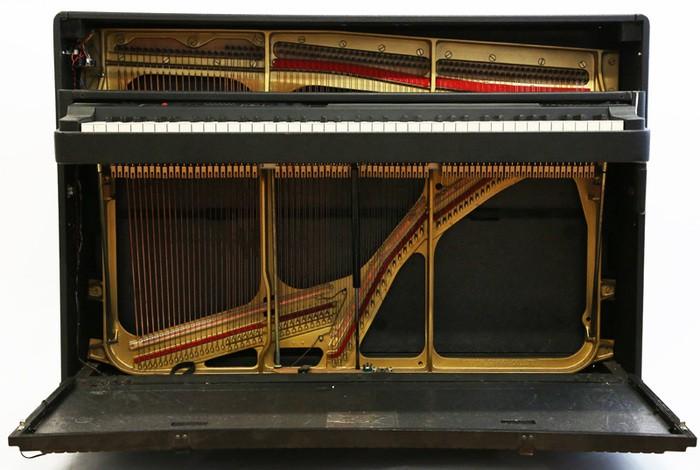 Piano ouvert